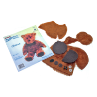 COMPLETE BROWN BEAR SEWING KIT