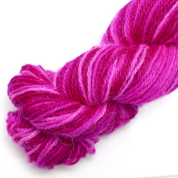 BLOSSOM 4PLY 100% ALPACA WOOL 50 GRAM SKIEN STRAWBERRY (1)