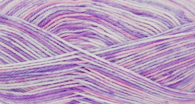 KING COLE COMFORT KIDS DK 100 GRAM BALL PURPLE HAZE