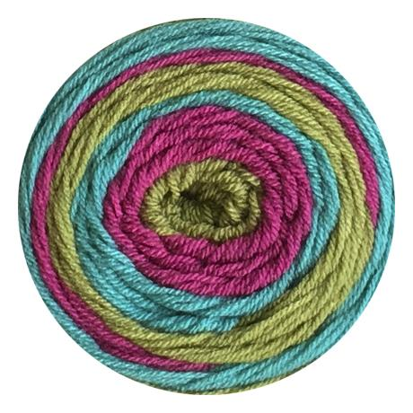 NEW OUT STYLECRAFT SPECIAL CANDY SWIRL DK 150 GRAM BALL APPLE SOUR