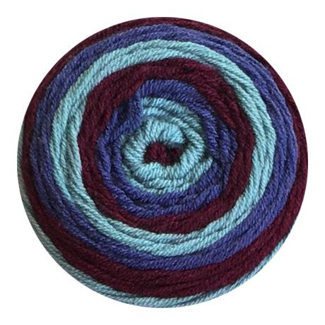 NEW OUT STYLECRAFT SPECIAL CANDY SWIRL DK 150 GRAM BALL VERY BERRY