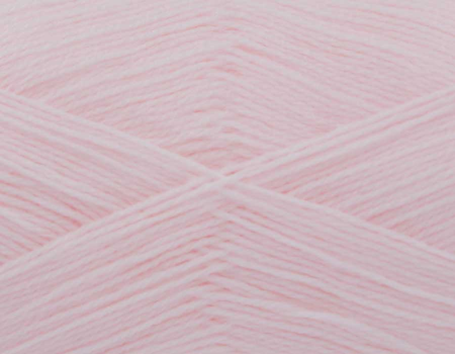 KING COLE COMFORT 3PLY 100 GRAM BALL - PALE PINK