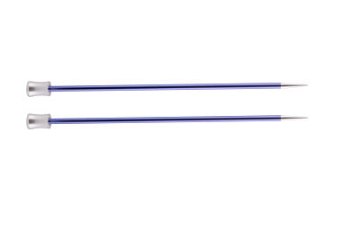 1 PAIR OF KNIT PRO ZING KNITTING NEEDLES 4.50 MM