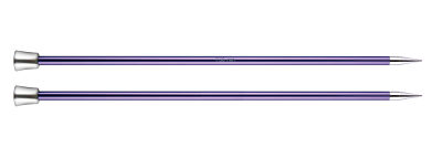 1 PAIR OF KNIT PRO ZING KNITTING NEEDLES 7 MM