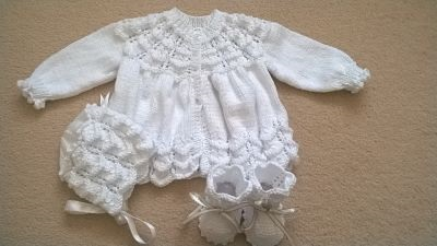 3e8f4d00a HAND KNITTED BABY CLOTHES