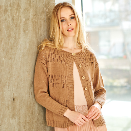 STYLECRAFT SPECIAL DK CARDIGAN AND JUMPER KNITTING PATTERN (9396)