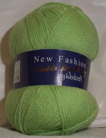 WOOLCRAFT NEW FASHION DK 100 GRAM BALL APPLE