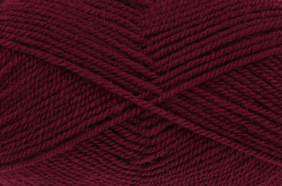 NEW OUT KING COLE BIG VALUE DK 50 GRAM BALL BORDEAUX