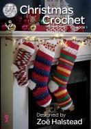 KING COLE CHRISTMAS CROCHET BOOK 1