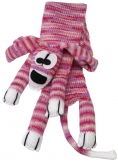 WENDY FOUR LEGGED FRIENDS DOOGLE DOG SCARF KIT PINK