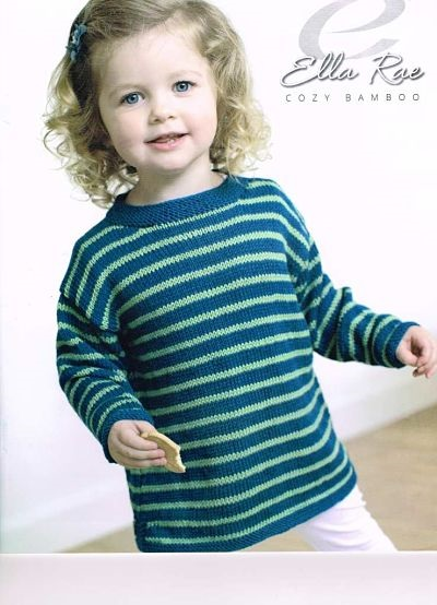 ELLA RAE COZY BAMBOO KNITTING BOOKLET