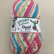 OPAL 4 PLY SOCK WOOL 100 GRAM BALL SPORT ENJOYMENT OF LIFE (9560)