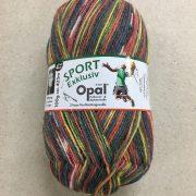 OPAL 4 PLY SOCK WOOL 100 GRAM BALL SPORT FIRE FIGHTER(9564)