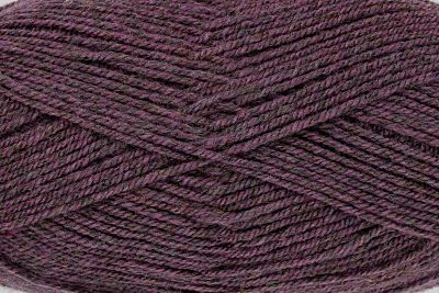 KING COLE LIMITED EDITION BIG VALUE DK 100 GRAM BALL - PLUM