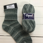 NEW OUT OPAL COTTON PREMIUM 4PLY SOCK WOOL 100 GRAM BALL LUCK STONE (9713)