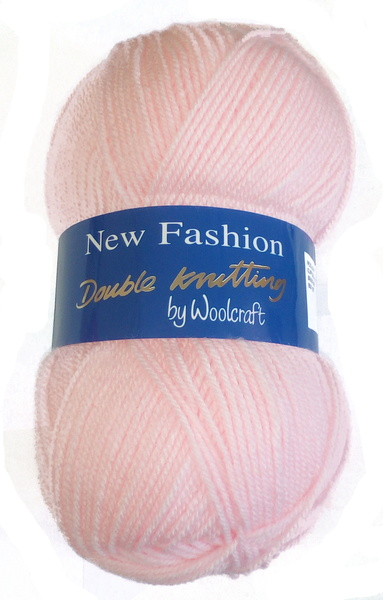WOOLCRAFT NEW FASHION DK 100 GRAM BALL CANDY FLOSS