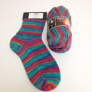 OPAL FUNNY 4PLY SOCK WOOL 100 GRAM BALL (9331)