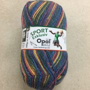 OPAL 4 PLY SOCK WOOL 100 GRAM BALL SPORT RIO (9566)