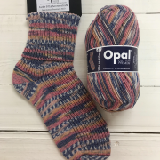 NEW OUT OPLA COTTON PREMIUM 4PLY SOCK WOOL 100 GRAM BALL SUNBEAM (9716)
