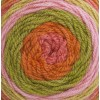 CARON CAKES - 200 GRAM BALL - ARAN -  STRAWBERRY KIWI