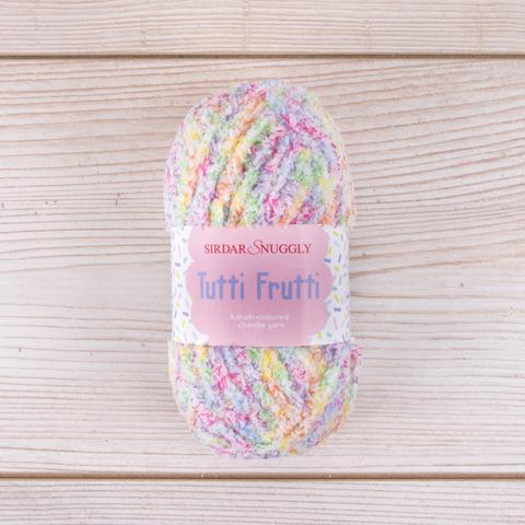 SIRDAR TUTTI FRUTTI ARAN 50 GRAM BALL DOLLY MIX (304)
