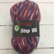 NEW OUT OPAL 4PLY SOCK WOOL STEPS 100 GRAM BALL (323)