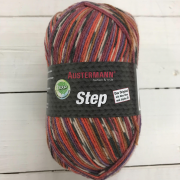 NEW OUT OPAL 4PLY SOCK WOOL 100 GRAM BALL STEP (326)