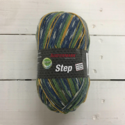 NEW OUT OPAL 4PLY SOCK WOOL 100 GRAM BALL STEP (330)