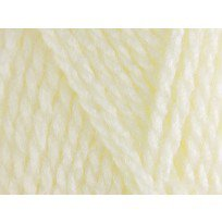 KING COLE BIG VALUE ARAN 100 GRAM BALL CREAM
