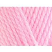 KING COLE BIG VALUE ARAN 100 GRAM BALL PINK