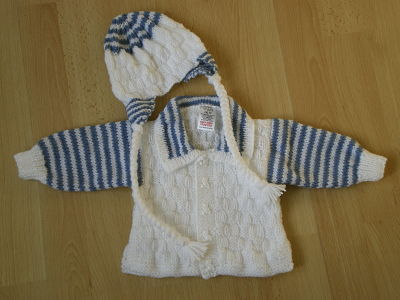 271a8d9d9 HAND KNITTED BABY CLOTHES