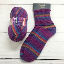 OPAL 4PLY SOCK WOOL 100 GRAM BALL SYMPHONY OF DREAMS EFFERVESCENT WIND (9612)