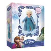 FROZEN ELSA CROCHET KIT