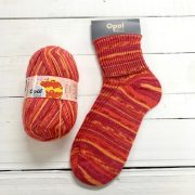 NEW OUT OPAL 4PLY SOCK WOOL 100 GRAM BALL HANDYWORK & HOBBY 3 ANIMAL LOVER (9647)