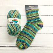 NEW OUT OPAL 4PLY SOCK WOOL 100 GRAM BALL HANDYWORK & HOBBY 3 BOOKWORM (9646)
