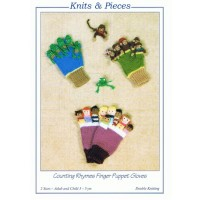 COUNTING RHYMES FINGER PUPPET GLOVES