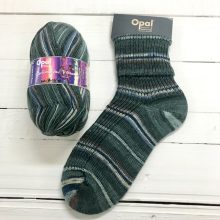 OPAL 4PLY SOCK WOOL 100 GRAM BALL SYMPHONY OF DREAMS LOUD COBBLES (9613)