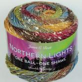 JAMES BRETT NORTHERN LIGHTS 150 GRAM BALL (NL05)