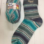 OPAL 4 PLY SOCK WOOL 100 GRAM BALL COLOURS IN LOVE PASSIONATE HUG(9517)