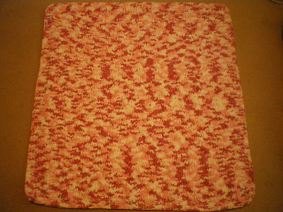 LOVELY LARGE BABY GIRL PINK MIX BLANKET