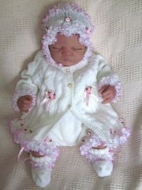 ROSE'S AND POSIE'S KNITTING PATTERN