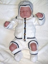 SAILOR BOY KNITTING PATTERN