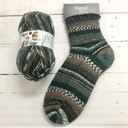 OPAL SCHAFPATE 10 4PLY SOCK WOOL OSCAR SPILLS THE CHAMPAGNE (9602)