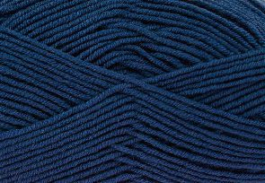 NEW COLOUR OUT KING COLE CHERISHED DK 100 GRAM BALL FRENCH NAVY
