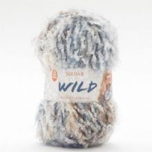 SIRDAR WILD 50 GRAM BALL WHITE TIGER (403)